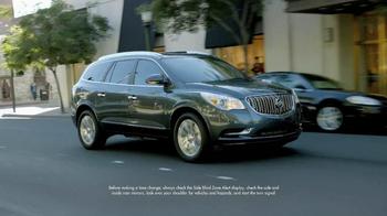 Buick Enclave TV Spot, 'Danger Alert'