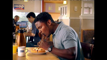 IHOP TV Spot, 'Fruit & Cream Topped Waffles' - Thumbnail 2