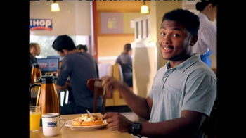 IHOP TV Spot, 'Fruit & Cream Topped Waffles' - Thumbnail 8