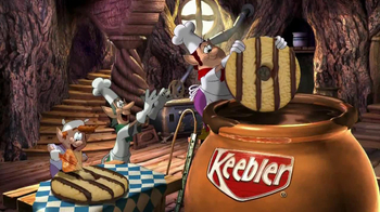 Keebler Simply Made TV Spot, 'Last Cookie' - Thumbnail 8