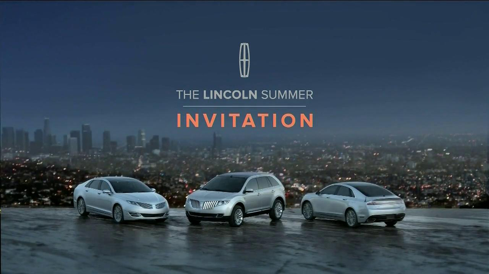 Lincoln Mkz Tv Commercial Lincoln Concierge Ispot Tv