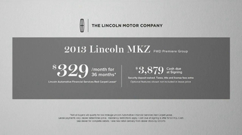 Lincoln MKZ TV Spot, 'Lincoln Concierge' - Thumbnail 10