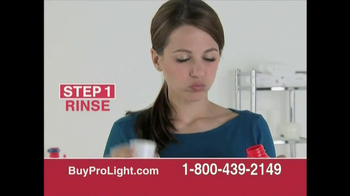 Pro Light TV Spot