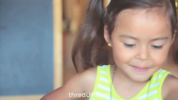 thredUP TV Spot, 'Delivering Amazing Everyday' - Thumbnail 1