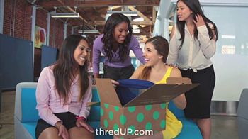 thredUP TV Spot, 'Delivering Amazing Everyday' - Thumbnail 5