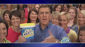 OxiClean Max Force TV Spot - Thumbnail 1