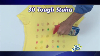 OxiClean Max Force TV Spot - Thumbnail 10