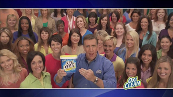 OxiClean Max Force TV Spot