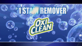 OxiClean Max Force TV Spot - Thumbnail 5