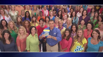 OxiClean Max Force TV Spot - Thumbnail 9