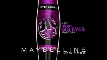 Maybelline New York Falsies Big Eyes TV Spot - Thumbnail 2