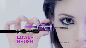 Maybelline New York Falsies Big Eyes TV Spot - Thumbnail 7