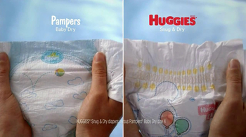Huggies Snug & Dry TV Spot 'Baby Yoga' - 2791 commercial airings