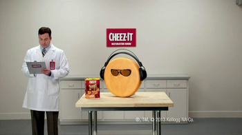 Cheez-It Zingz TV Spot 'Wild Thing' - Thumbnail 7