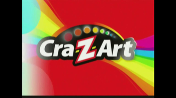 Cra-Z-Art TV Spot, 'Super Bright Colors' - Thumbnail 1
