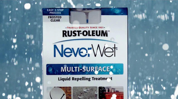 Rust-Oleum NeverWet TV Spot, 'This is Water' - Thumbnail 7