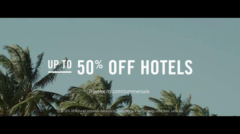 Travelocity Summer Sale TV Spot, 'Closer Than it Appears' - Thumbnail 3