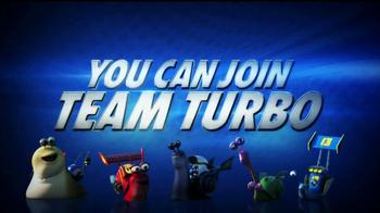 Turbo: Super Stunt Squad TV Spot, 'Team Turbo' - Thumbnail 2