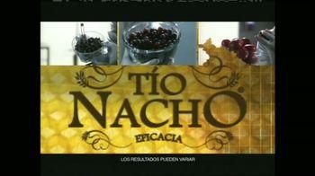 Tío Nacho Volumen Shampoo TV Spot [Spanish]