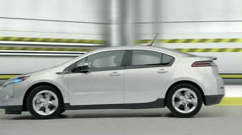 2013 Chevrolet Volt TV Spot, 'Backup Power' - Thumbnail 5
