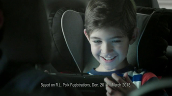 2013 Chevrolet Volt TV Spot, 'Backup Power' - Thumbnail 7