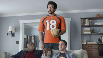 DIRECTV TV Spot, 'The World's Most Powerful Fan' - 1550 commercial airings