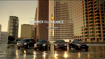 Chrysler Summer Clearance Event TV Spot, 'Sounds of Summer' - Thumbnail 9
