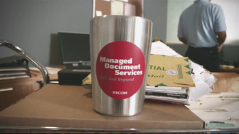 Ricoh Managed Document Services TV Spot, 'Paula's Lesson' Ft.Paula Creamer - Thumbnail 10