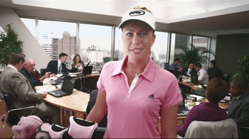 Ricoh Managed Document Services TV Spot, 'Paula's Lesson' Ft.Paula Creamer - Thumbnail 2