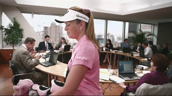 Ricoh Managed Document Services TV Spot, 'Paula's Lesson' Ft.Paula Creamer - Thumbnail 4