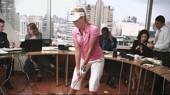 Ricoh Managed Document Services TV Spot, 'Paula's Lesson' Ft.Paula Creamer - Thumbnail 7