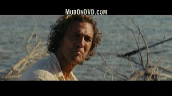 Mud Blu-ray and DVD TV Spot