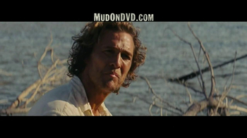 Mud Blu-ray and DVD TV Spot