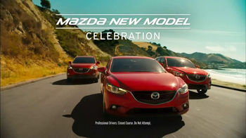 Mazda New Model Celebration TV Spot, 'Bikinis' - Thumbnail 4