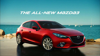 Mazda New Model Celebration TV Spot, 'Bikinis' - Thumbnail 8