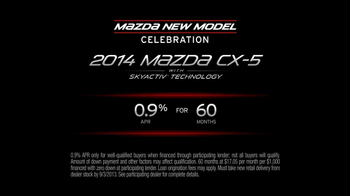 Mazda New Model Celebration TV Spot, 'Bikinis' - Thumbnail 9