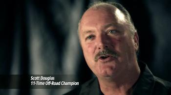 Amsoil TV Spot, 'Off-Road Champion' Featuring Scott Douglas - Thumbnail 3