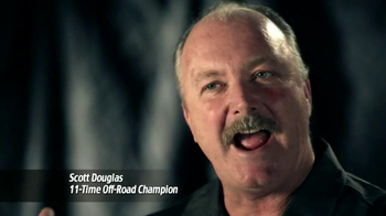 Amsoil TV Spot, 'Off-Road Champion' Featuring Scott Douglas - Thumbnail 4