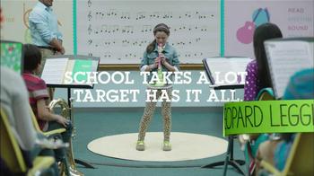 Target TV Spot, 'School Takes a Lot: Music Class' - Thumbnail 9