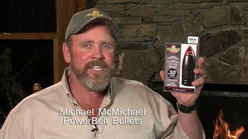 Powerbelt Bullets TV Spot