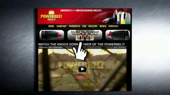 Powerbelt Bullets TV Spot - Thumbnail 8