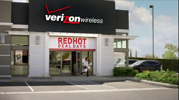 Verizon Red Hot Deal Days TV  Spot, 'Stop for No One' Song By Matt and Kim - Thumbnail 1