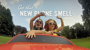 Radio Shack TV Spot, 'New Phone Smell' Song by Gary Numan - Thumbnail 3