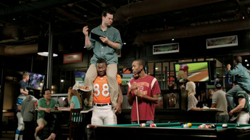 NFL Fantasy Football TV Spot, 'Carry to Victory' - 704 commercial airings
