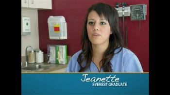Everest College TV Spot, 'Jeanette' - Thumbnail 1