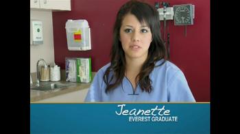 Everest College TV Spot, 'Jeanette' - Thumbnail 2