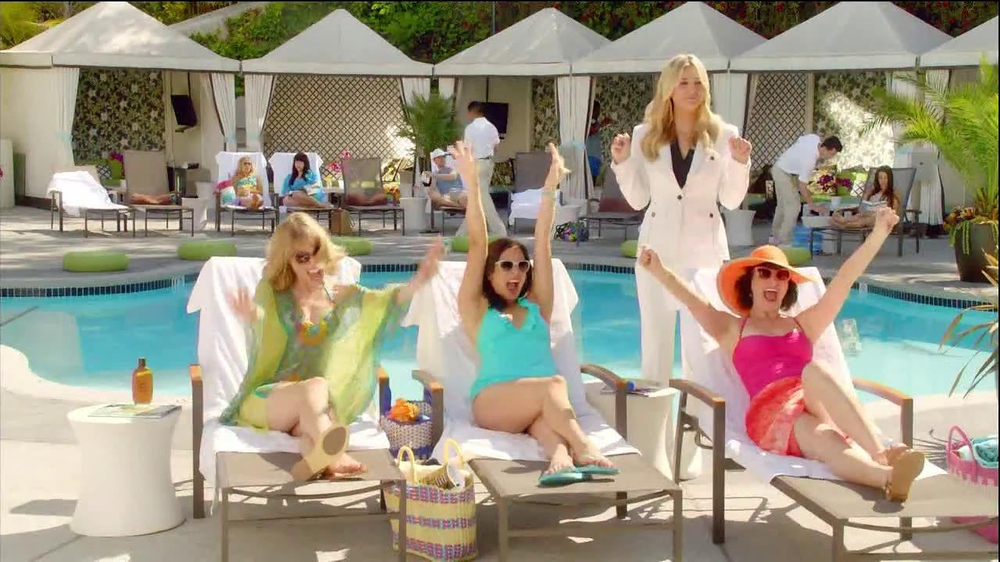 Priceline.com TV Commercial, 'Girls Weekend' Featuring Kaley Cuoco