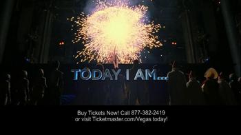Cirque du Soleil Las Vegas TV Spot - Thumbnail 2
