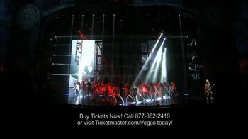 Cirque du Soleil Las Vegas TV Spot - Thumbnail 4