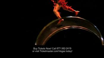 Cirque du Soleil Las Vegas TV Spot - Thumbnail 6